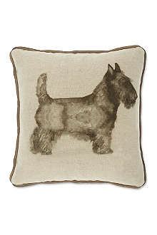 VOYAGE MAISON Scottie cushion