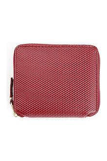 COMME DES GARCONS Luxury zip wallet