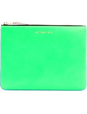 COMME DES GARCONS Fluorescent pouch