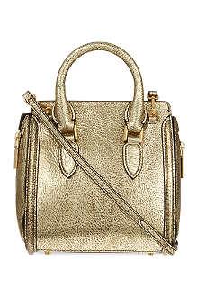 ALEXANDER MCQUEEN Mini Heroine satchel