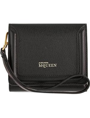 ALEXANDER MCQUEEN Heroine short wallet
