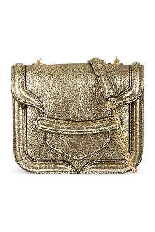 ALEXANDER MCQUEEN Heroine mini satchel