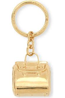 ALEXANDER MCQUEEN Heroine key ring