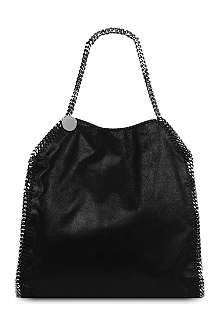 STELLA MCCARTNEY Falabella large chain tote