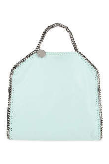 STELLA MCCARTNEY Falabella faux-leather shoulder bag