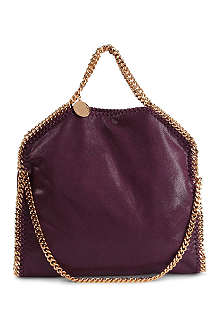 STELLA MCCARTNEY Falabella faux-leather tote