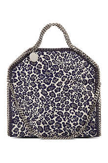 STELLA MCCARTNEY Triple chain Falabella bag
