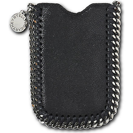 STELLA MCCARTNEY Falabella iPhone 4 case (Black
