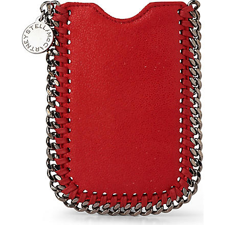 STELLA MCCARTNEY Falabella iPhone 4 case (Cherry