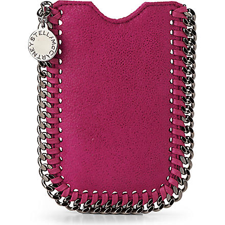 STELLA MCCARTNEY Falabella iPhone 4 case (Fuxia