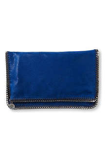 STELLA MCCARTNEY Falabella across-body clutch