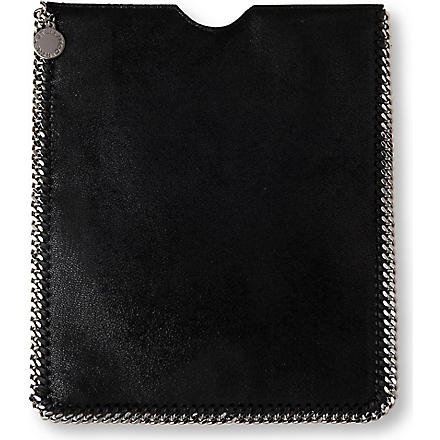 STELLA MCCARTNEY Falabella iPad case (Black