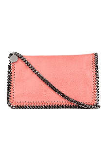 STELLA MCCARTNEY Falabella faux-leather cross-body bag