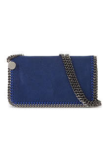 STELLA MCCARTNEY Falabella chain clutch