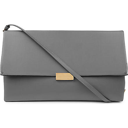 STELLA MCCARTNEY Beckett small shoulder bag (Grey