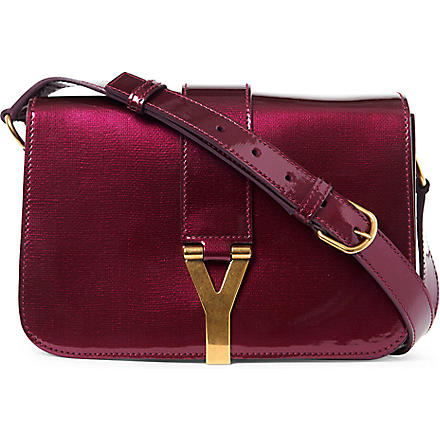 SAINT LAURENT Chyc mini across–body bag