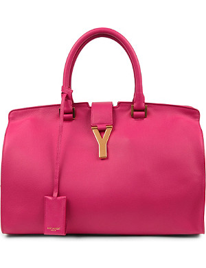 SAINT LAURENT Chyc Ranch medium tote