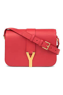 SAINT LAURENT Chyc cross-body satchel