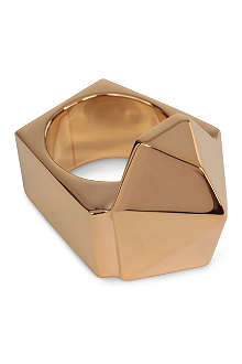 SAINT LAURENT Geometric ring