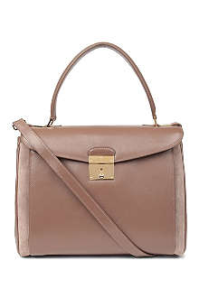 MARC JACOBS The Grand Majestic leather satchel