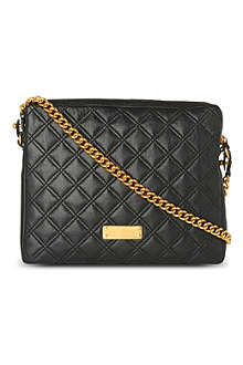 MARC JACOBS Quilted iPad bag