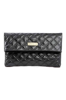 MARC JACOBS Baroque Eugenie large foldover clutch