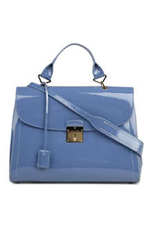 MARC JACOBS 1984 patent leather satchel