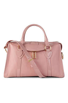 MARC JACOBS Welling pat classic leather tote
