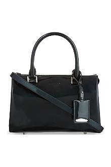 JIL SANDER Oil Slick small tote