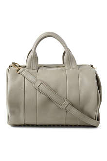 ALEXANDER WANG Rocco soft leather bag with gold hardware