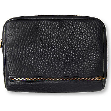 ALEXANDER WANG Fumo iPad case (Black
