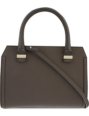 VICTORIA BECKHAM Mini Victoria leather tote