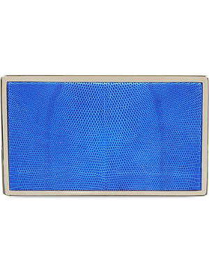VICTORIA BECKHAM Hard metal clutch