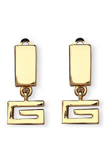 SUSAN CAPLAN VINTAGE Givenchy drop earrings