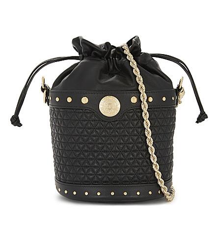 BALMAIN Party bucket bag (Noir