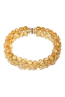 SIMONE ROCHA Beaded necklace