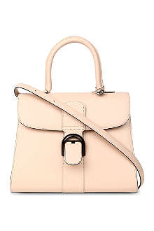 DELVAUX Brillant MM box tote bag
