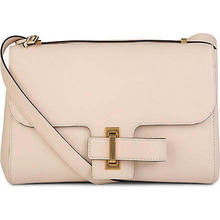 DELVAUX Simplissime City shoulder bag (Powder