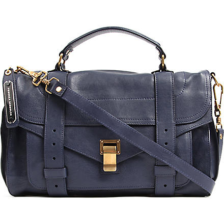 PROENZA SCHOULER PS1 medium satchel (Midnight