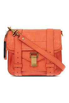 PROENZA SCHOULER PS1 leather cross-body pouch bag