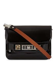 PROENZA SCHOULER PS11 patent mini cross-body bag