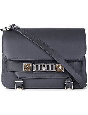PROENZA SCHOULER PS11 Dome leather shoulder bag