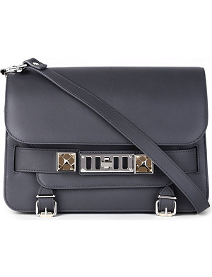 PROENZA SCHOULER PS11 Dome leather shoulder bag