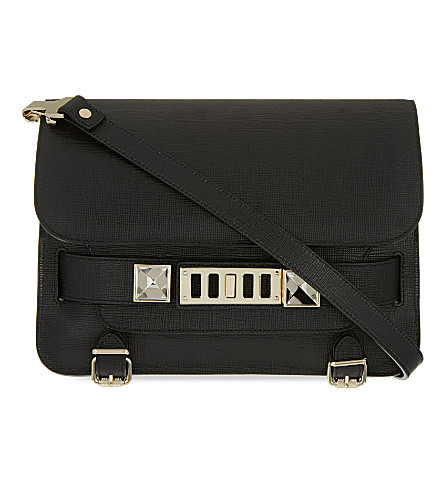 PROENZA SCHOULER Ps11 classic Linosa cross-body bag (Black