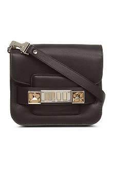 PROENZA SCHOULER PS11 Dome tiny leather shoulder bag
