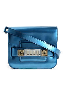 PROENZA SCHOULER PS11 Dome metallic shoulder bag