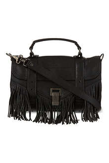 PROENZA SCHOULER PS1 fringed cross-body bag