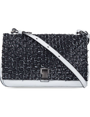 PROENZA SCHOULER Simple woven leather courier bag