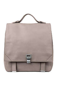 PROENZA SCHOULER Courier leather backpack