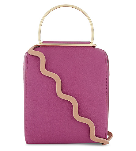 ROKSANDA Besa ring handle shoulder bag (Hot+pink